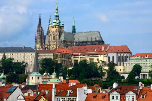 St Vitus's Cathedral「St. Vitus Cathedral, Prague」:スマホ壁紙(15)