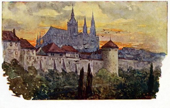St Vitus's Cathedral「St. Vitus Cathedral, Prague」:写真・画像(1)[壁紙.com]