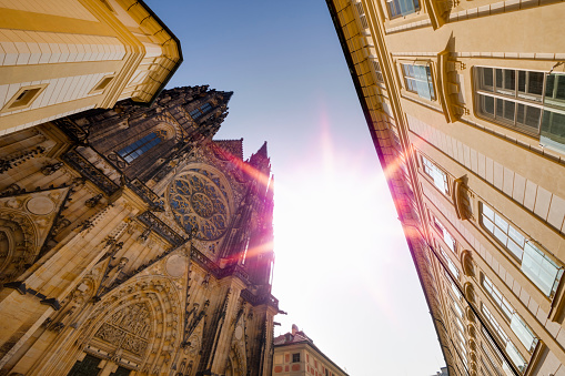 St Vitus's Cathedral「St. Vitus Cathedral」:スマホ壁紙(13)