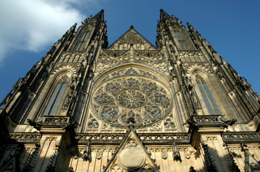 St Vitus's Cathedral「St. Vitus Cathedral」:スマホ壁紙(18)