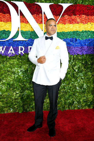 Chris Jackson「73rd Annual Tony Awards - Red Carpet」:写真・画像(4)[壁紙.com]