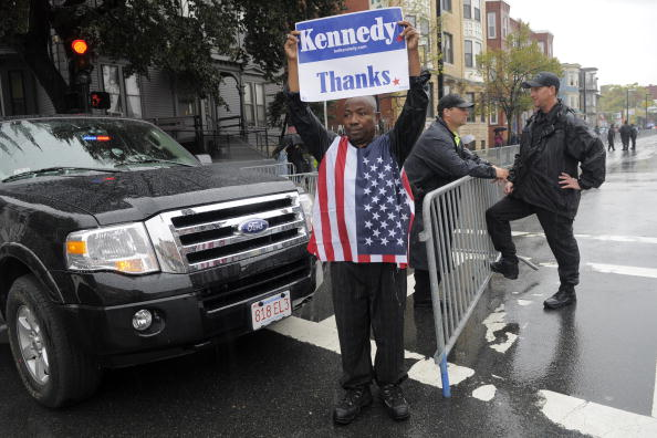 Jodi Hilton「Dignitaries, President, Family Attend Funeral Mass For Ted Kennedy」:写真・画像(2)[壁紙.com]