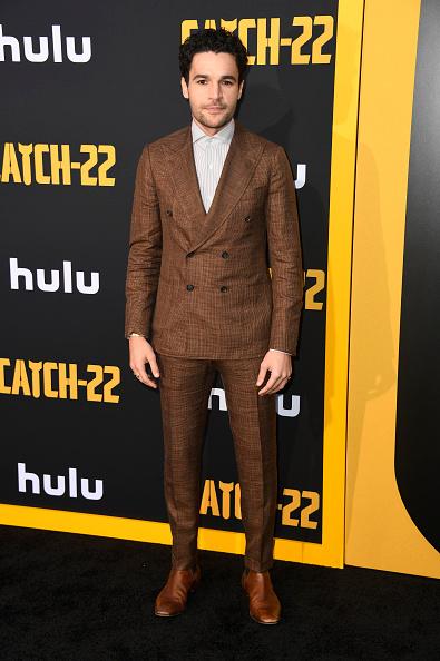 "Frazer Harrison「U.S. Premiere Of Hulu's ""Catch-22"" - Arrivals」:写真・画像(11)[壁紙.com]"