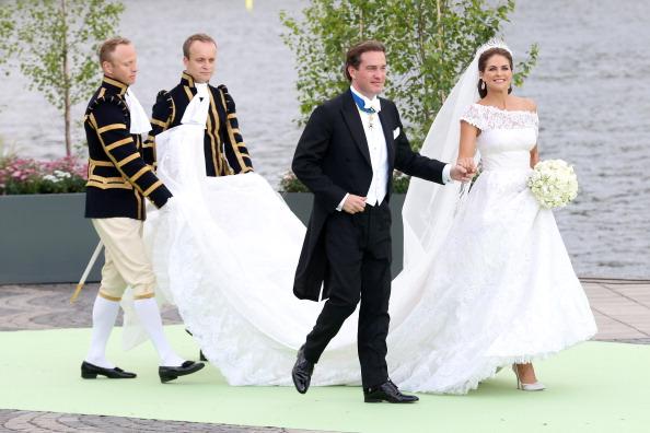 Wedding「The Wedding Of Princess Madeleine & Christopher O'Neill」:写真・画像(16)[壁紙.com]