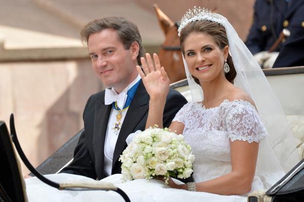 Wedding「The Wedding Of Princess Madeleine & Christopher O'Neill」:写真・画像(15)[壁紙.com]