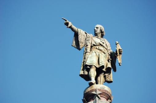 Christopher Columbus - Explorer「Christopher Columbus Monument, Barcelona」:スマホ壁紙(0)