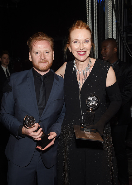 Three Quarter Length「2015 Tony Awards - Backstage & Audience」:写真・画像(6)[壁紙.com]