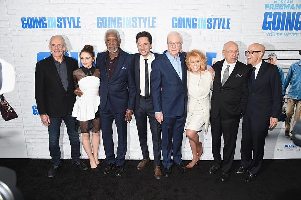 映画プレミア「'Going In Style' New York Premiere - Outside Arrivals」:写真・画像(13)[壁紙.com]