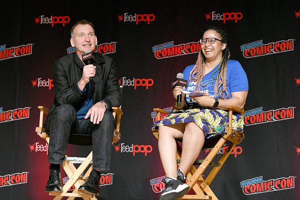 Cosplay「New York Comic Con 2019 - Day 1」:写真・画像(14)[壁紙.com]