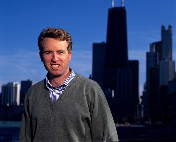 Illinois「Christopher Kennedy Portrait」:写真・画像(13)[壁紙.com]