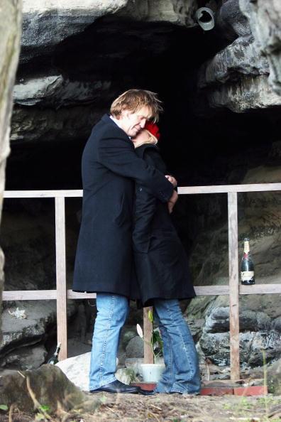 British Airways「Lucie Blackman Father Returns To Japan」:写真・画像(9)[壁紙.com]