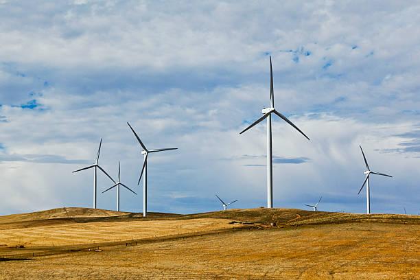 Bluff Range Windfarm:スマホ壁紙(壁紙.com)