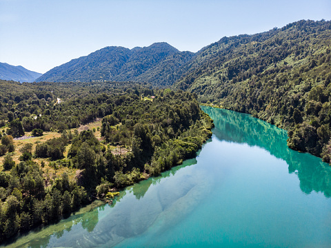 The Nature Conservancy「Petrohue river in southern Chile」:スマホ壁紙(9)