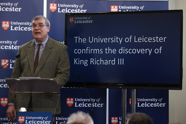 Archaeologist「University Of Leicester Makes Announcement Following Discovery Of Human Remains Which Are Possibly King Richard III」:写真・画像(15)[壁紙.com]