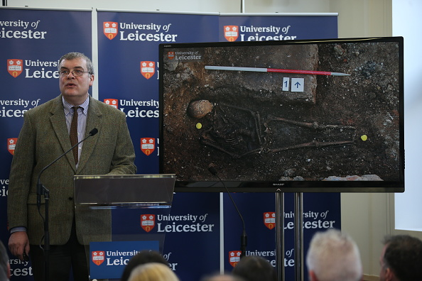 Leicester「University Of Leicester Makes Announcement Following Discovery Of Human Remains Which Are Possibly King Richard III」:写真・画像(16)[壁紙.com]