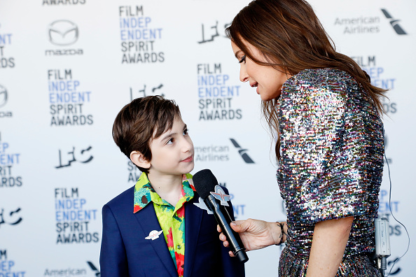 Catt Sadler「American Airlines at The 2020 Film Independent Spirit Awards」:写真・画像(18)[壁紙.com]