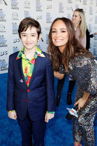 Catt Sadler「American Airlines at The 2020 Film Independent Spirit Awards」:写真・画像(17)[壁紙.com]