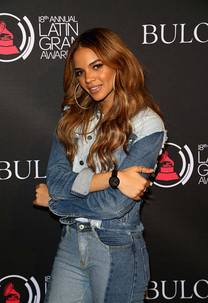 MGM Grand Garden Arena「The 18th Annual Latin Grammy Awards - Gift Lounge - Day 3」:写真・画像(14)[壁紙.com]