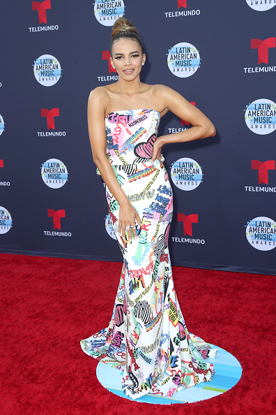 The Dolby Theatre「2018 Latin American Music Awards - Arrivals」:写真・画像(18)[壁紙.com]
