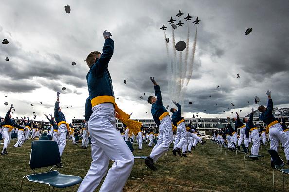 Bestpix「Vice President Pence Speaks At Air Force Academy Graduation In Colorado」:写真・画像(15)[壁紙.com]