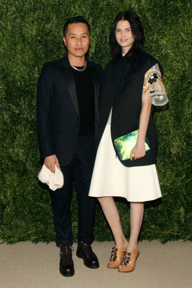 Black Blazer「CFDA And Vogue 2013 Fashion Fund Finalists Celebration - Arrivals」:写真・画像(15)[壁紙.com]
