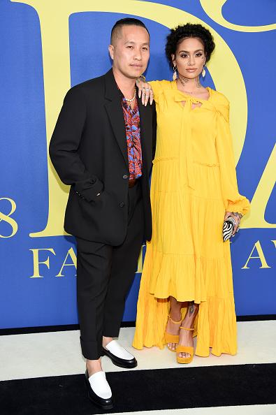 CFDA Fashion Awards「2018 CFDA Fashion Awards - Arrivals」:写真・画像(15)[壁紙.com]
