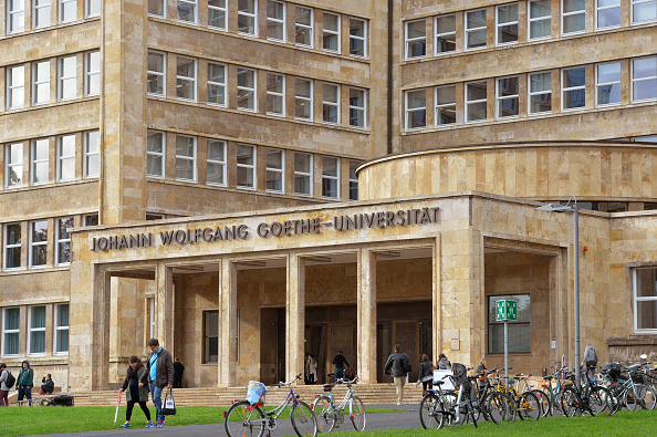 Frankfurt - Main「Goethe Universitaet Frankfurt To Celebrate 100th Anniversary」:写真・画像(4)[壁紙.com]