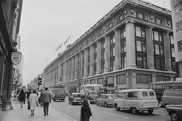 Oxford Street - London「Selfridges」:写真・画像(17)[壁紙.com]