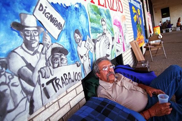 Free Trade Agreement「Hunger Strike in El Paso, Texas」:写真・画像(10)[壁紙.com]