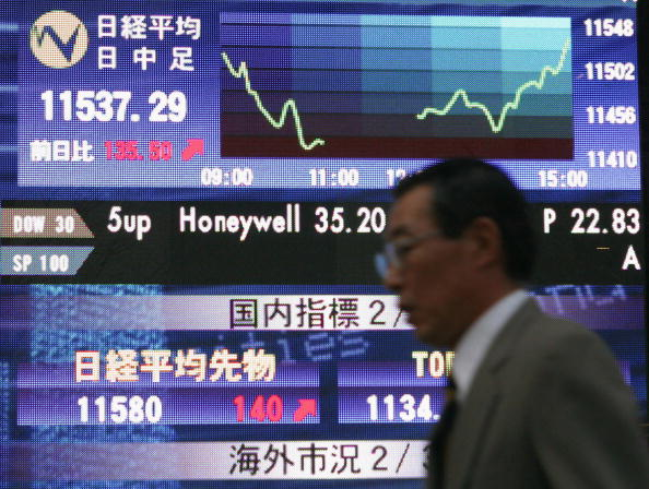 Global Business「Japanese Share Prices Rose 135.50 Points The Highest For 21 Months」:写真・画像(19)[壁紙.com]