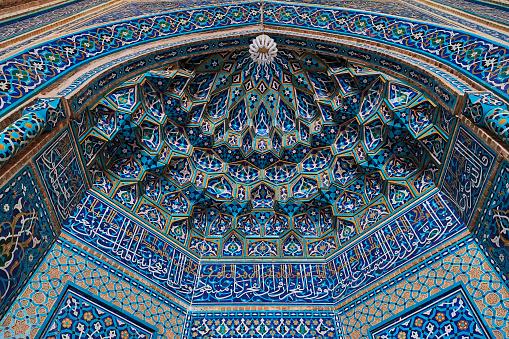 Iran「Jameh Mosque of Yazd, Iran」:スマホ壁紙(18)