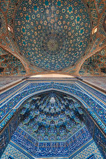 Yazd「Jameh Mosque of Yazd, Iran」:スマホ壁紙(13)