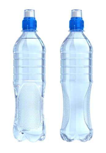 Illustration「Water Bottle (Sport style)」:スマホ壁紙(10)
