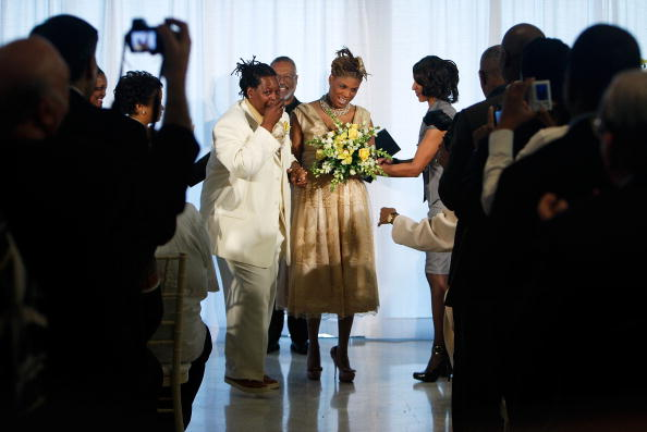 Alex Wong「First Same Sex Weddings Take Place In Washington DC」:写真・画像(13)[壁紙.com]