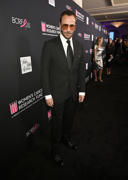 "Full Suit「WCRF's ""An Unforgettable Evening"" Presented by Saks Fifth Avenue - Red Carpet」:写真・画像(1)[壁紙.com]"
