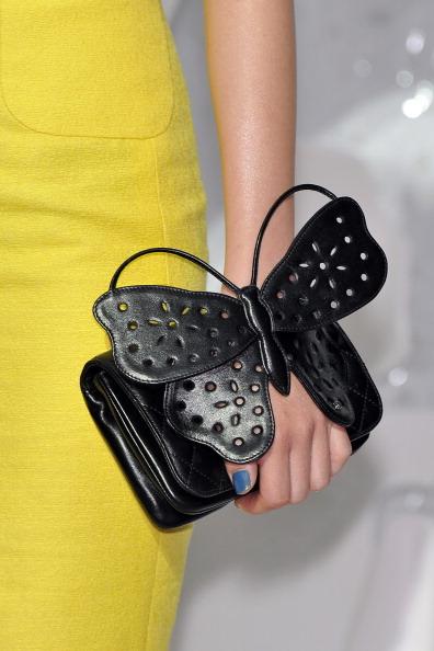 Kiko Mizuhara「Chanel: Front Row - Paris Fashion Week Spring / Summer 2012」:写真・画像(17)[壁紙.com]