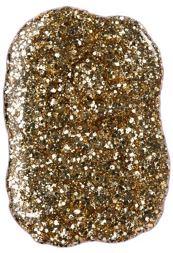ラメグリッター「A close-up beauty image of a sample of gold glitter nail polish」:スマホ壁紙(17)