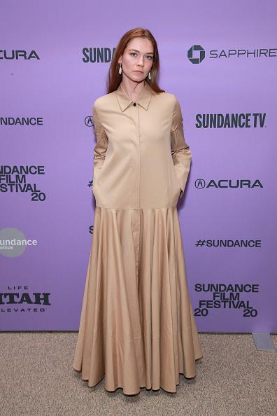 """Hannah Gross「2020 Sundance Film Festival - """"Falling"""" Premiere」:写真・画像(0)[壁紙.com]"""