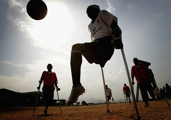 Disability「Amputees Participate In Sporting Life」:写真・画像(4)[壁紙.com]