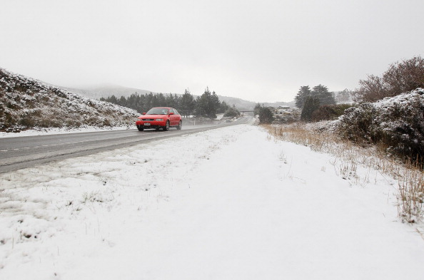 California State Route 1「Snow Falls In Dunedin」:写真・画像(4)[壁紙.com]