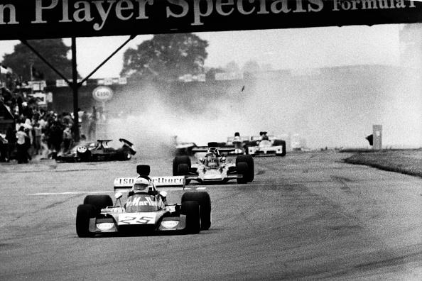 British Formula One Grand Prix「Howden Ganley, Emerson Fittipaldi, Roger Williamson, Grand Prix Of Great Britain」:写真・画像(14)[壁紙.com]
