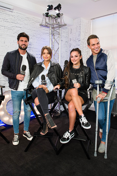 Reality TV「TOWIE Cast Members Take Part In AOL's BUILD Series LONDON」:写真・画像(2)[壁紙.com]