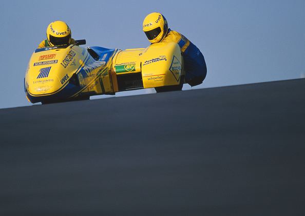 モータースポーツ「British motorcycle sidecar Grand Prix」:写真・画像(18)[壁紙.com]