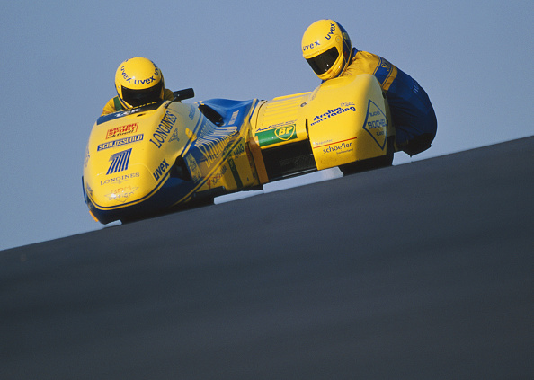 モータースポーツ「British motorcycle sidecar Grand Prix」:写真・画像(8)[壁紙.com]
