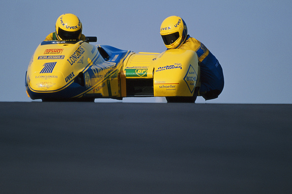 モータースポーツ「British motorcycle sidecar Grand Prix」:写真・画像(6)[壁紙.com]
