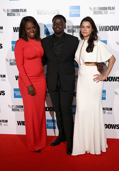"The Times BFI London Film Festival「""Widows"" European Premiere & Opening Night Gala -  62nd BFI London Film Festival」:写真・画像(12)[壁紙.com]"