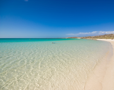 Shallow「Beach at Coral Bay Western Australia」:スマホ壁紙(17)