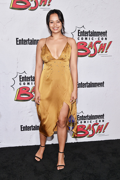 ドレス「Entertainment Weekly Hosts Its Annual Comic-Con Party At FLOAT At The Hard Rock Hotel In San Diego In Celebration Of Comic-Con 2017 - Arrivals」:写真・画像(15)[壁紙.com]