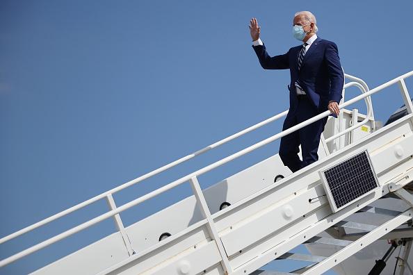Fort Lauderdale「Democratic Presidential Nominee Joe Biden Campaigns In Florida」:写真・画像(1)[壁紙.com]