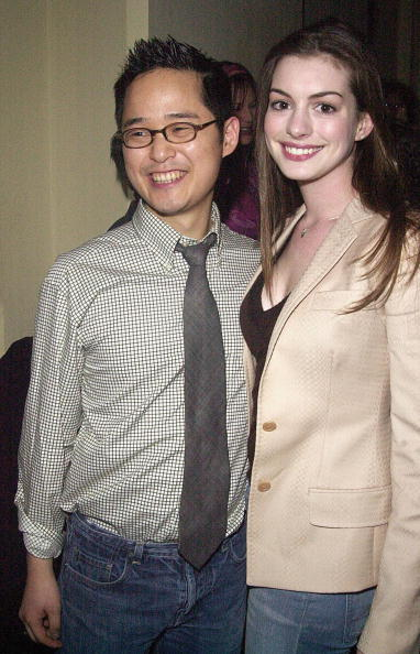 Seasoning「Danny Seo And Anne Hathaway Attends The Sugar And Spice, Naughty And Nice Fundraiser」:写真・画像(1)[壁紙.com]